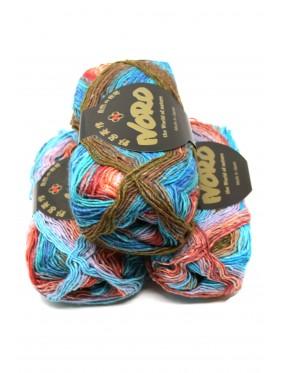 Silk Garden Sock - 459 Unzen