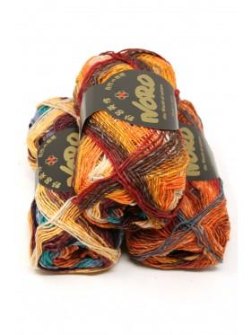 Silk Garden Sock - 421 Hokuto