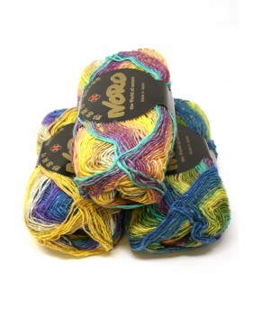 Silk Garden Sock - 457 Yaizu