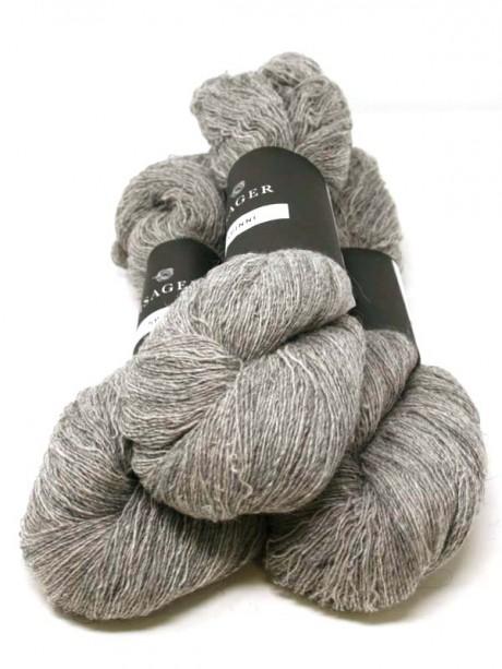Spinni + Spinni Tweed - 3S Medium Warm Brown Grey