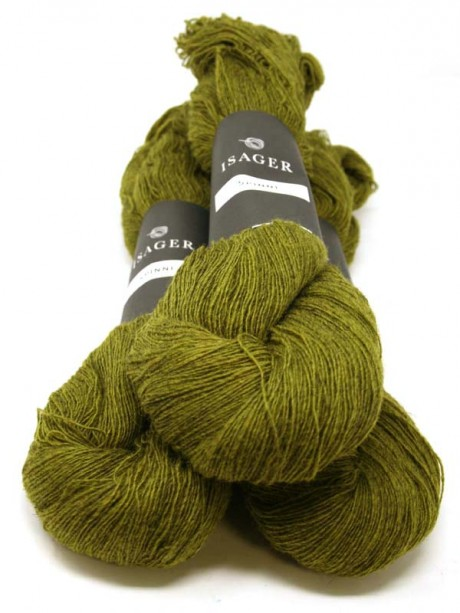 Spinni + Spinni Tweed - 15S Moss