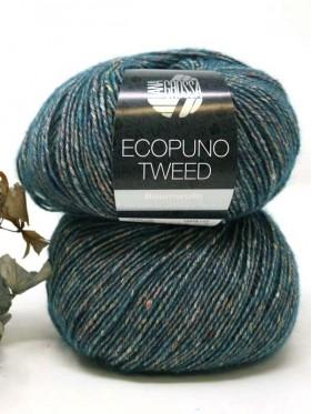 Ecopuno Tweed - 306 Electric Blue