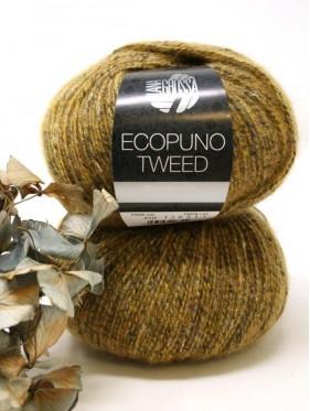 Ecopuno Tweed - 310 Yellow Grey