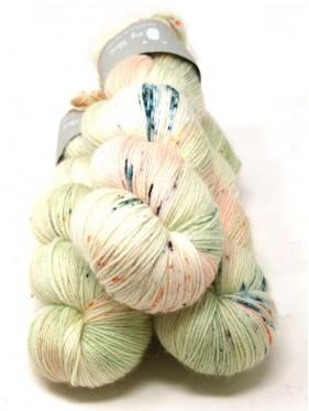 Qing Fibre Super Soft Sock - Cactus