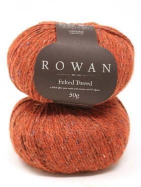 Felted Tweed DK - Ginger 154