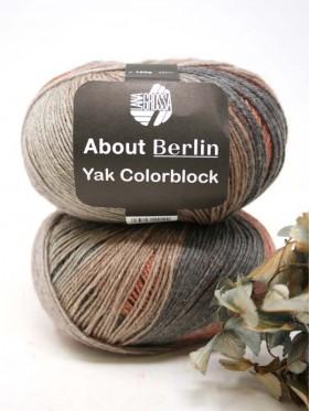 Lana Grossa About Berlin Yak Colorblock - 637