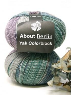 Lana Grossa About Berlin Yak Colorblock - 633
