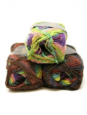 Silk Garden Sock - 454 Arida