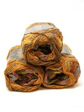 Silk Garden Sock - 467 Kadoma