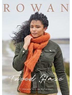 Rowan Tweed Haze Magazine by Lisa Richardson Español