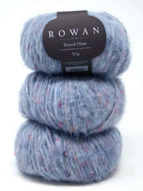 Tweed Haze - 552 Rainy
