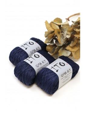Ito Yarns Gima 8.5 - Orient Blue 17