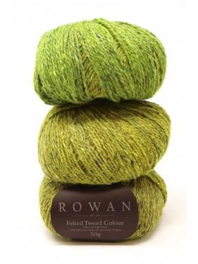 Felted Tweed DK Color - 028 Chartreuse