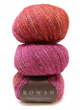 Felted Tweed DK Colour - 022 Ripe