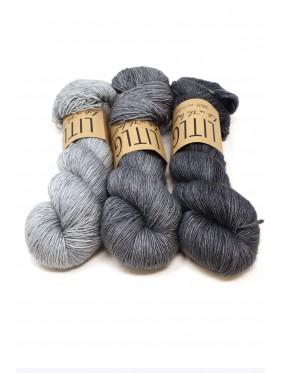 LITLG Singles - Grey Fade set 3 uds