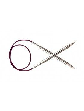 Knit Pro - NOVA - Agujas circulares Metal Fijas