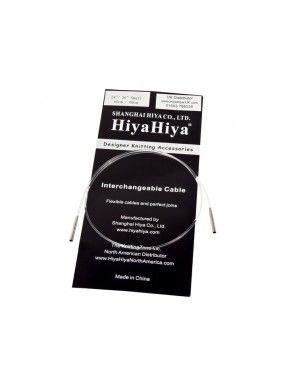 Hiya Hiya - Cable Agujas Circulares intercambiables