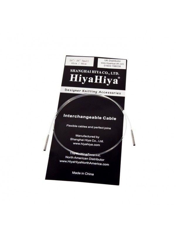 Hiya Hiya - Cable Agujas Circulares Small (agujas del 2.75 a 5mm)