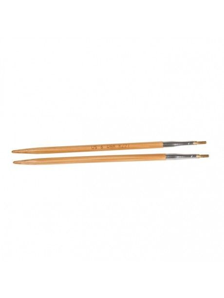 "Hiya Hiya - **Bamboo** Interchangeable Tips 4"" (10cms) ó 5""(12cms)"