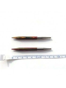 Knit Pro - SYMFONIE - Agujas circulares de ****100mm**** Madera intercambiables