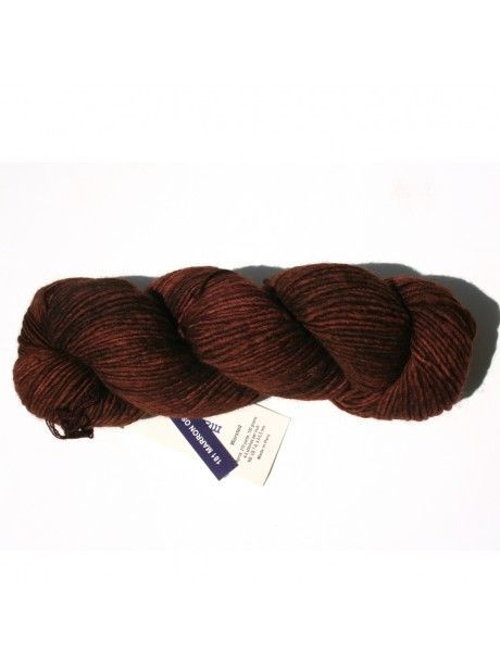 Worsted - Marrón Oscuro 181