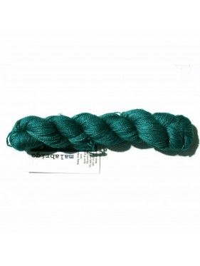 Silkpaca - Teal Feather 412