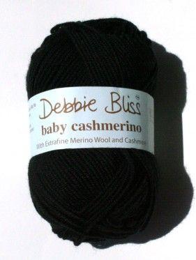 Baby Cashmerino - Black 300