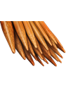 "Chiaogoo - Aiguilles Twist 4"" (10cms) ó 5""(12cms) Interchangeables Bambou"
