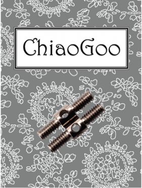 Chiaogoo - Cable Connectors - 2 units. (tips 2.75/5mm)