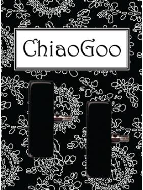 Chiaogoo - Connecteurs de câbles - Set de 2 unités SMALL / LARGE