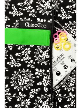 "Chiaogoo - Spin I/C Set 5"" (12cms) - KIT LARGE - Agujas Circulares Bambú intercambiables"