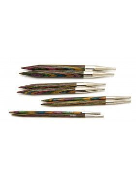Knit Pro - SYMFONIE - Agujas circulares Madera intercambiables