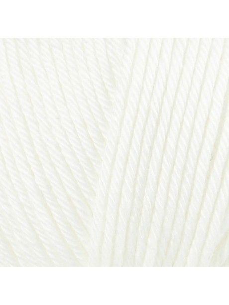 Cotton Glacé - Bleached 726