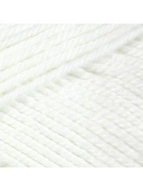 Handknit Cotton - Bleached 263