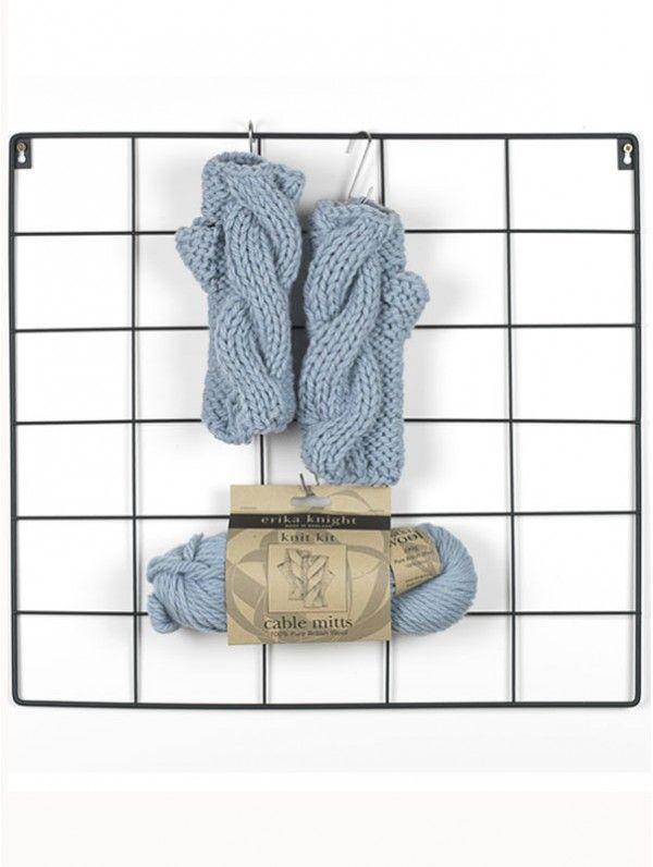 Kit mitones Erika Knight Maxi Wool - P I C K N I T