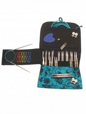 Hiya Hiya - Sharp I/C DELUXE PLUS Set - Interchangeable Metal Tips