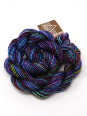 Unicorn Tails  Mini Skein  - Spectrum