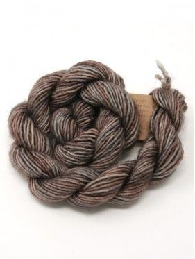 Unicorn Tails  Mini Skein  - Bronze Age