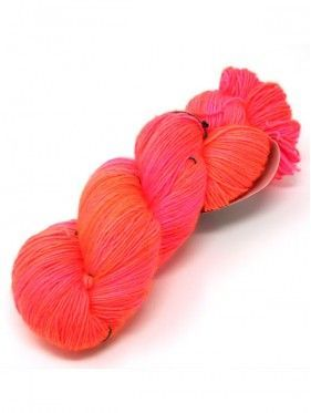 Tosh Merino Light - Neon Peach 299