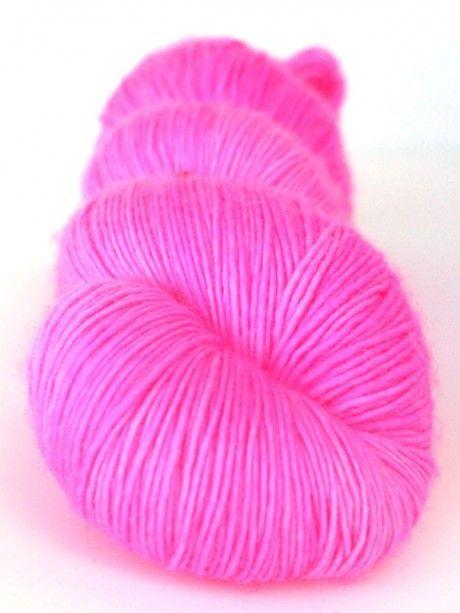 Tosh Merino Light - Neon Pink
