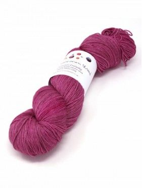 Uncommon Everyday Fingering - Wilted Rose
