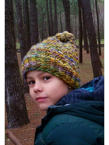 pattern - Granade Hat