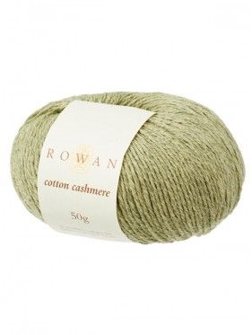 Cotton Cashmere - Linden Green 220