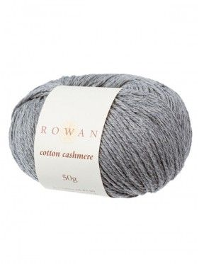 Cotton Cashmere - Storm Sky 225