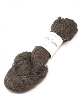 Tussah Tweed - tt 25 chocolate