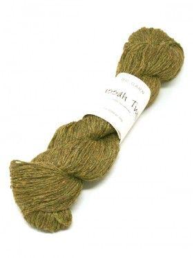 Tussah Tweed - tt 26 Grass