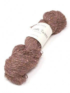Tussah Tweed - tt 38 Wine