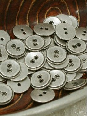 Bouton metal