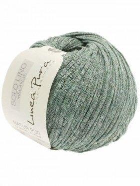Solo Lino Melange - 109 Verde