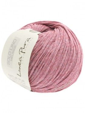 Solo Lino Melange - 110 Pink